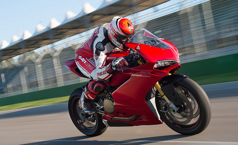 Panigale 1299 - O que caracteriza uma moto esportiva