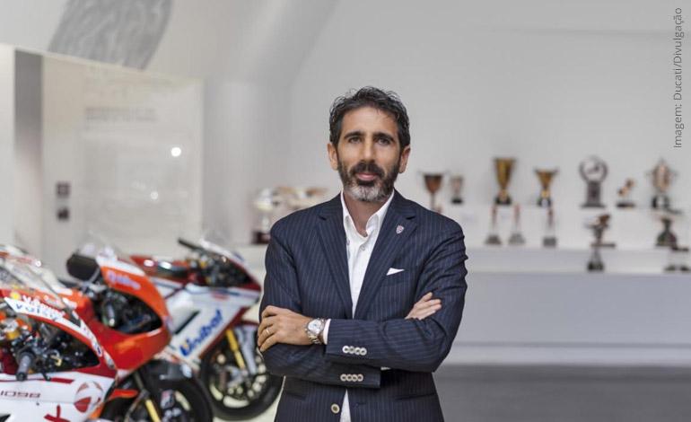 O momento da Ducati, segundo Francesco Milicia