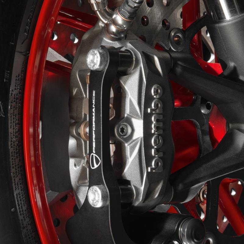 Freio Brembo - Ficha Técnica da Ducati Monster 797