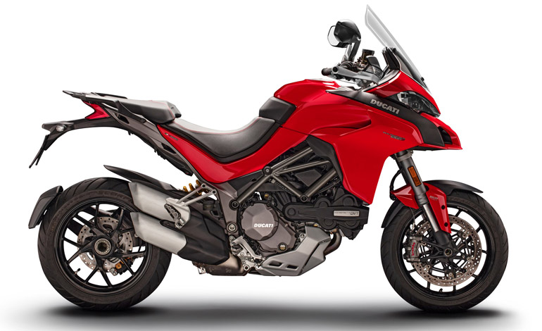 Ficha técnica da Ducati Multistrada 1260 S
