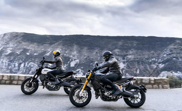 Frio ao andar de moto? Dica útil para se proteger
