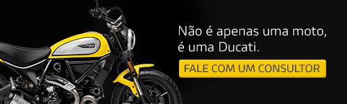 Ducati Scrambler - Fale com um consultor