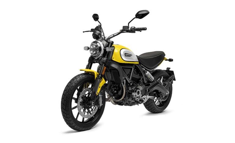 Ficha Técnica da Ducati Scrambler Icon