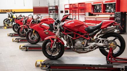 Oficina Ducati Autorizada