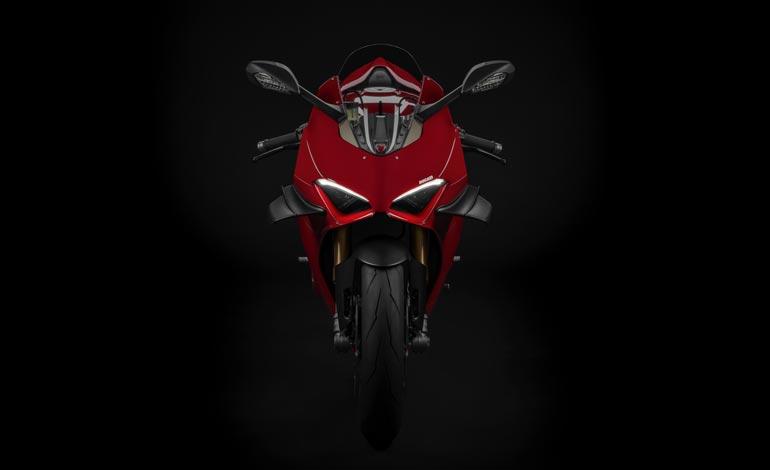 Chassis - Ficha Técnica da Ducati Panigale V4 S