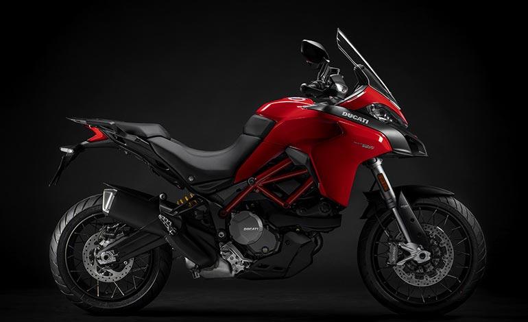 Ducati lança nova Multistrada 950S no Brasil