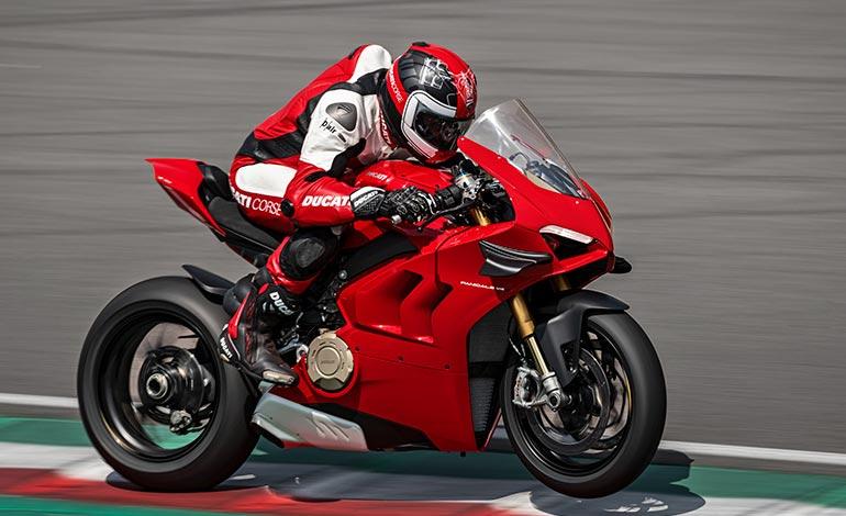 Ficha Técnica da Ducati Panigale V4 S