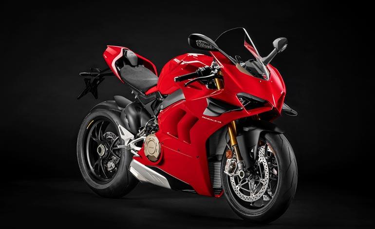 Motor - Ficha Técnica da Ducati Panigale V4 S