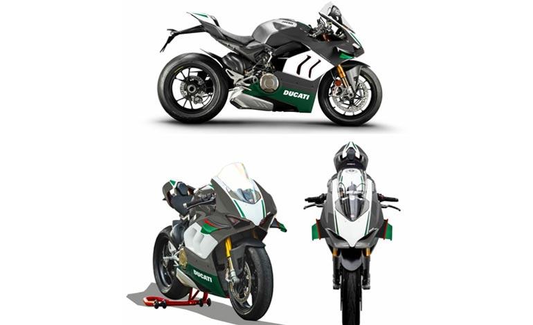 Customização de motos: descubra o que é permitido em sua Ducati