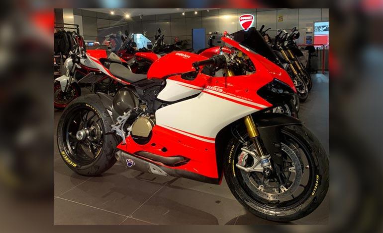 Customizações de tanque de combustível - Customização de motos: descubra o que é permitido em sua Ducati