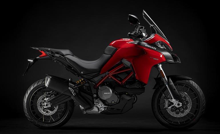 Ficha Técnica da Ducati Multistrada 950S