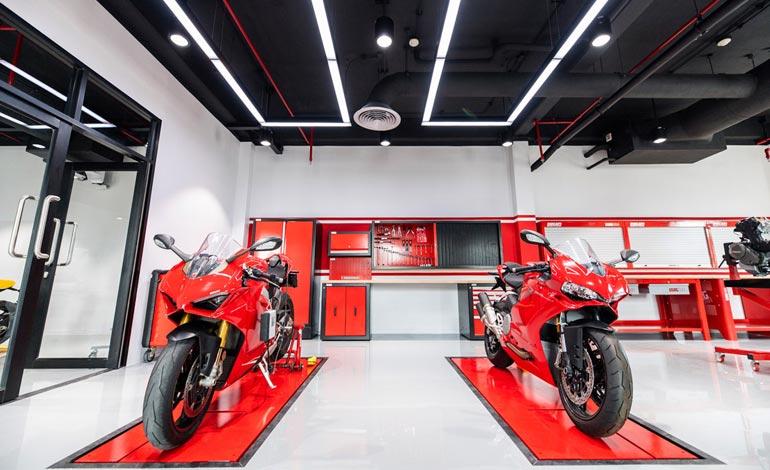 Plano de Manutenção Programada Ducati: como sua moto é cuidada ao chegar a uma oficina Ducati Service