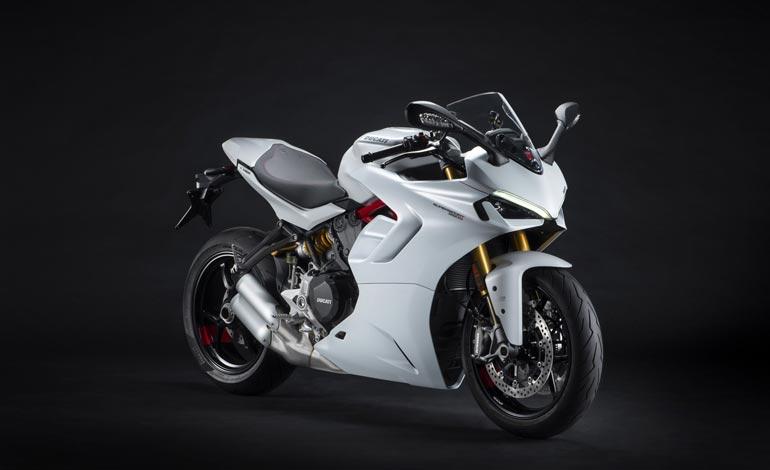 Ducati SuperSport 950: companhia já está produzindo novo modelo