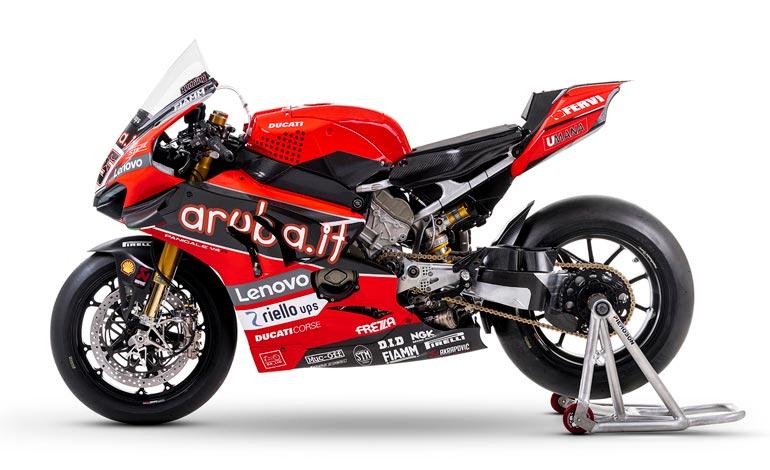 Panigale V4 R - Mundial de Superbike 2021: Ducati é protagonista e referência para os concorrentes