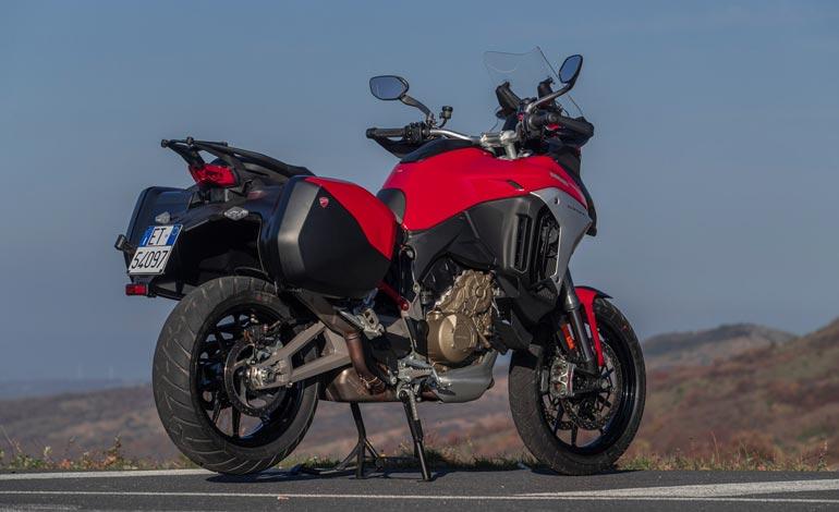 Roubo de moto: como garantir a segurança de sua Ducati