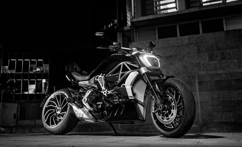Ficha Técnica da Ducati XDiavel S
