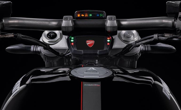 Tecnologia - Ficha Técnica da Ducati XDiavel S